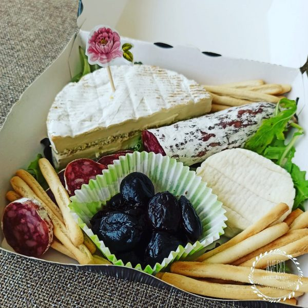 Plateau apero box avecci food